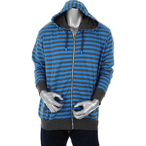 Galaxy by Harvic Striped Hoodie mens hoodie