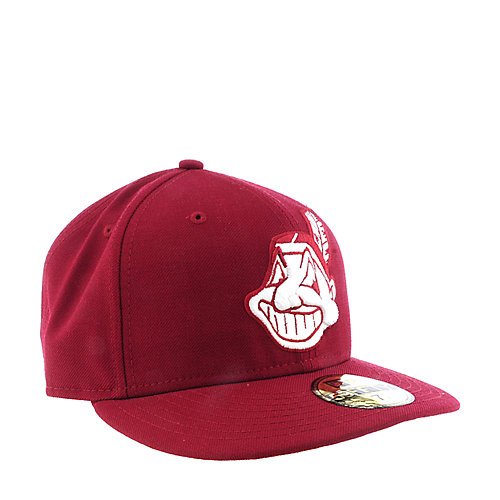 New Era Clevelens Indians Cap at shiekhshoes.com