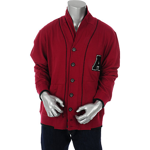 Akademiks Collegiate Cardigan at shiekhshoes.com