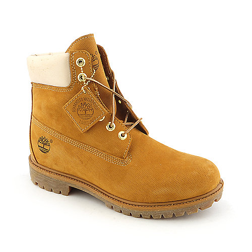Timberland Perforated 6 Inch Premium