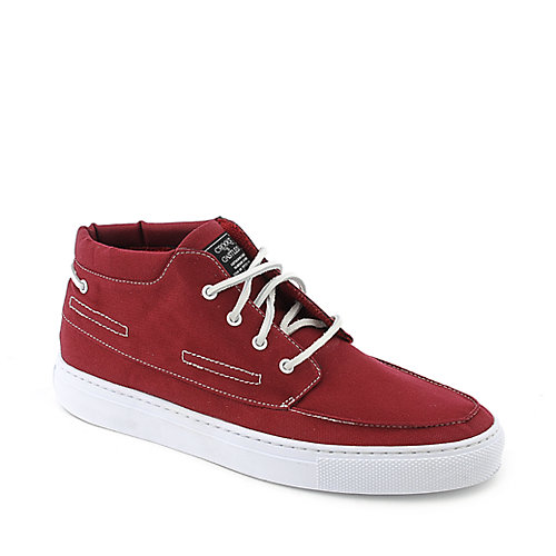 Crooks and Castles Anchor mens lace up casual sneaker
