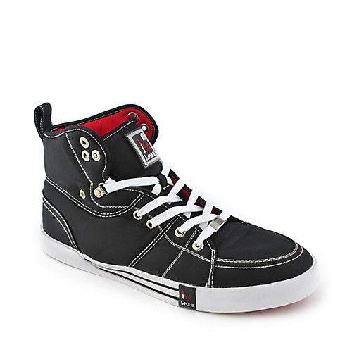 Impulse Nylon Hi Top mens sneaker