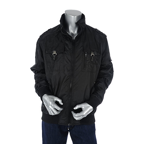 D-Lux Zip Up Jacket mens apparel jacket