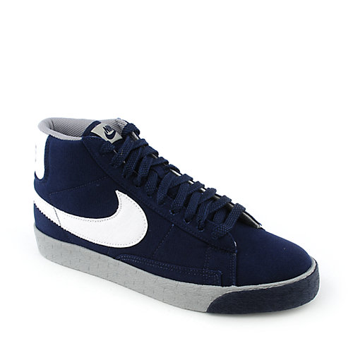 Nike Blazer Mid athletic basketball sneaker