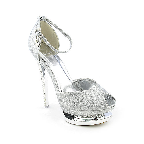Shiekh All Star platform high heel dress shoe