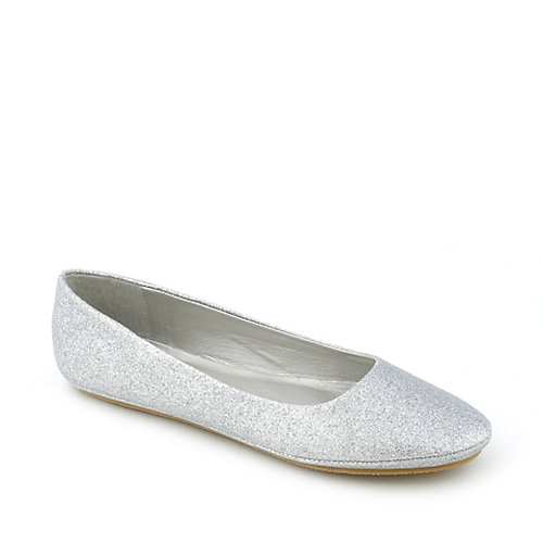 Shiekh Afar-S womens casual slip-on glitter flat
