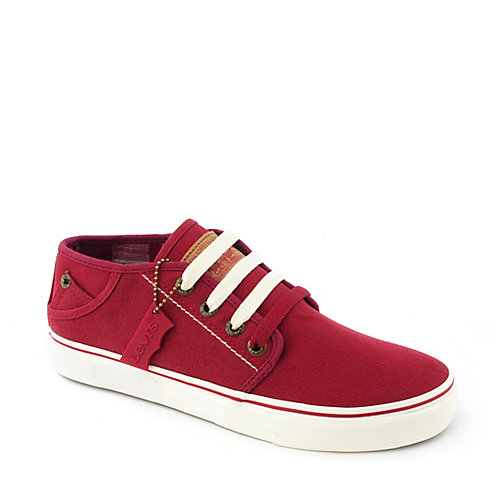 Levi's Pouch Half mens casual lace-up sneaker