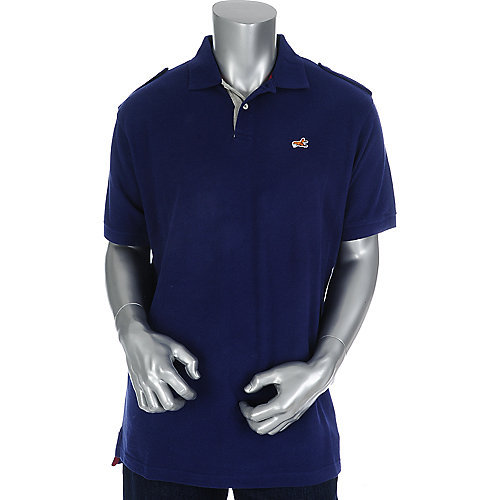 Akoo Pique Polo mens apparel