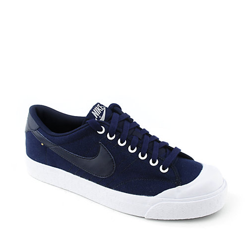 Nike All Court Canvas mens athletic lifestyle tennis shoe