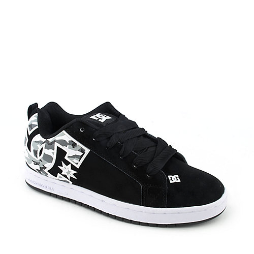 DC Shoes Court Graffik SE(Men's) -Grey/Black/Black Low Price Online Sast Discount Low Price Fee Shipping uuuQ2NedBF