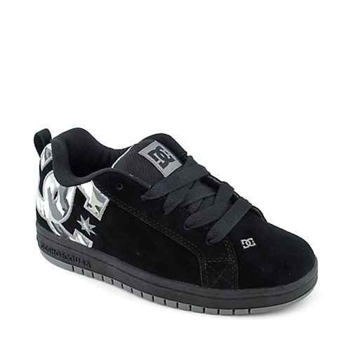 DC Shoes Court Graffik SE youth skate sneaker