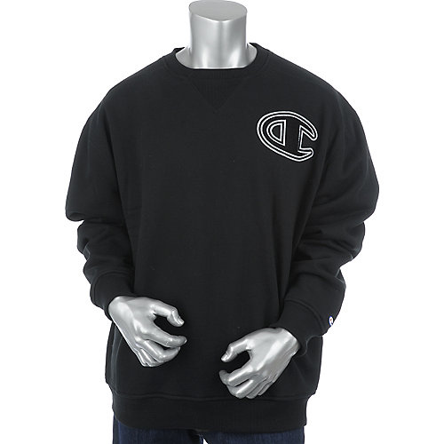 Champion Super Fleece Crewneck Sweatshirt mens sweater