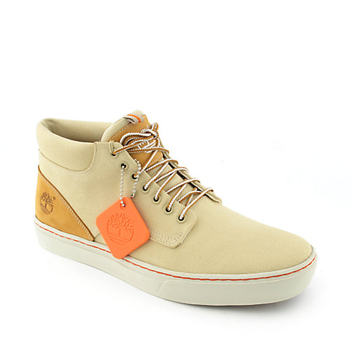 Timberland Canvas Deck Chukka mens casual boot