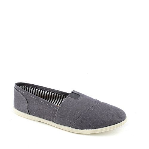 Soda Object-S womens casual flat slip-on
