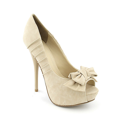 Shiekh Kendra womens high heel platform pump