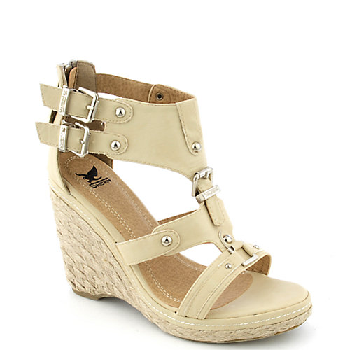 Shiekh Ezna-01 womens casual espadrille platform wedge
