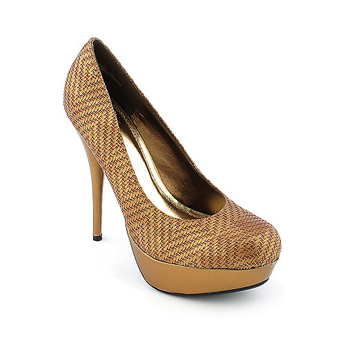 Shiekh Colada-01 womens platform high heel pump