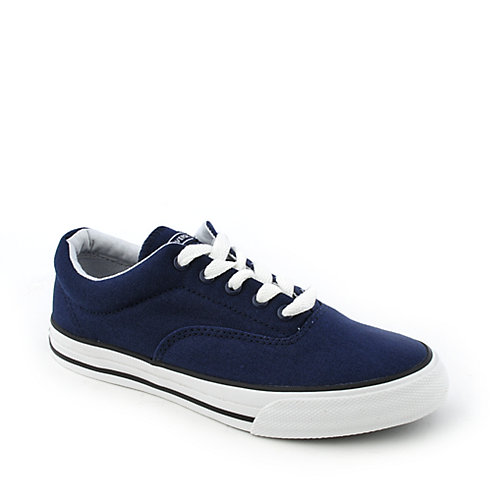 Converse Kids Skidgrip CVO Ox blue casual lace up sneaker