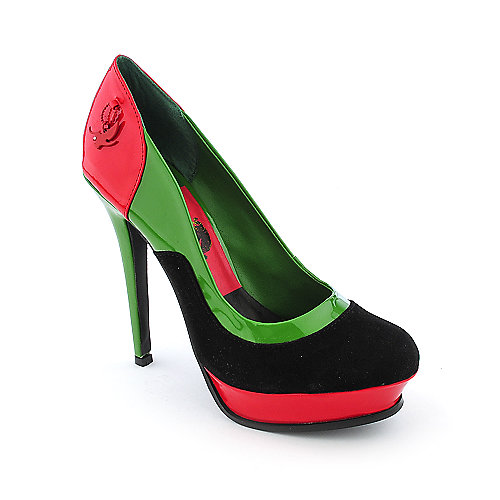 Shiekh Haylow Womens platform high heel pump