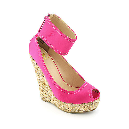 Shiekh Ruby womens dress platform wedge