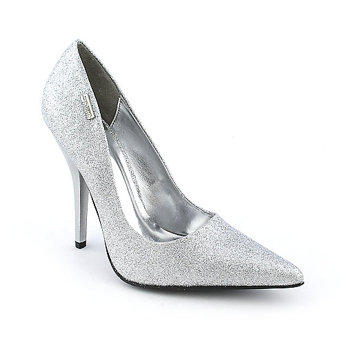 Shiekh Mellina-20 womens evening high heel glitter pump