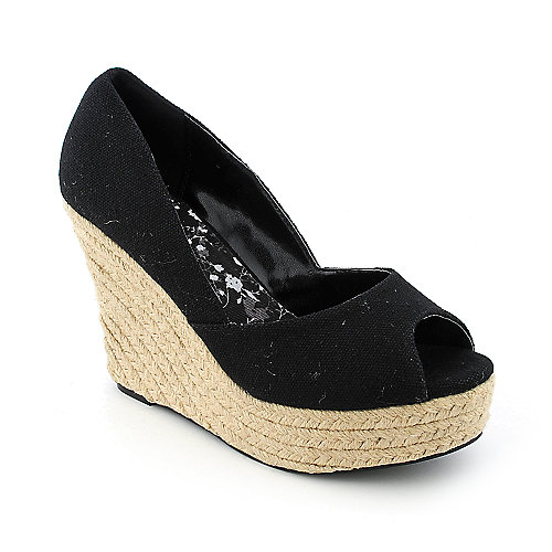 Shiekh Iplay-01 womens casual espadrille platform wedge heel