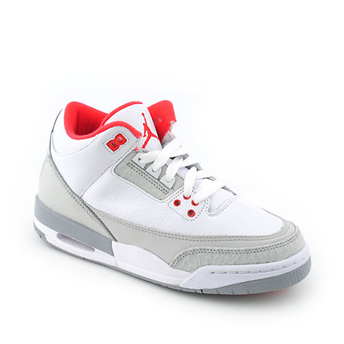 Nike Air Jordan 3 Retro (GS) youth sneaker