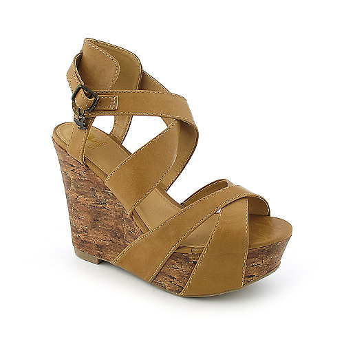 Shiekh Effect-S womens casual platform wedge