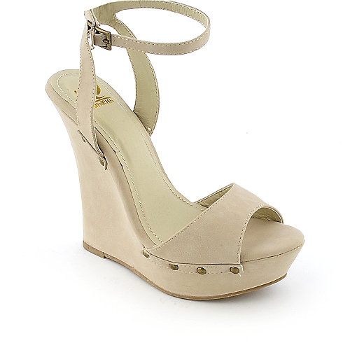 Shiekh Keeton womens platform wedge dress shoe