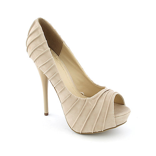 Shiekh Alicia Womens platform high heel pump