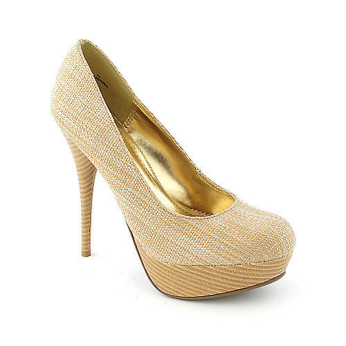 Bamboo Colada-36 womens dress platform high heel