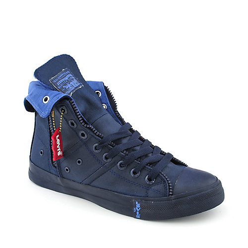 Levis Zip Ex Hi CT Twill mens casual lace-up sneaker