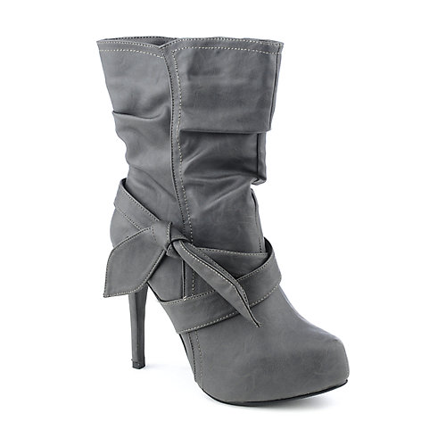 Marichi Mani Cicely-03 womens high heel platform ankle boot
