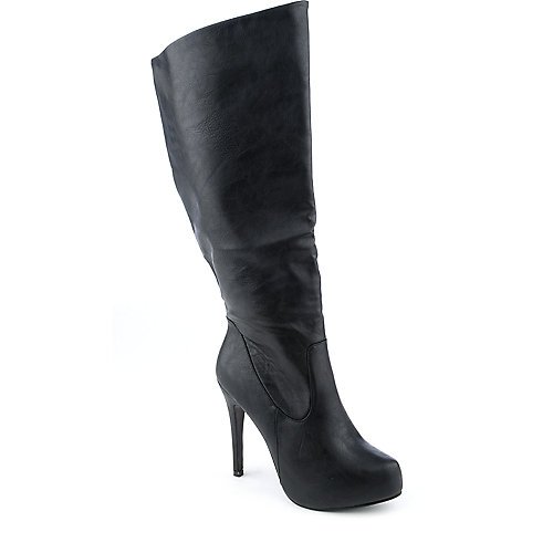 Marichi Mani Cicely-04 womens high heel platform knee-high boot