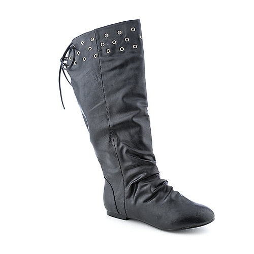Marichi Mani Roselyn-01 womens flat knee-high boot