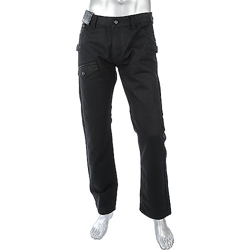 WT02 Slim Straight Fab Denim mens pants