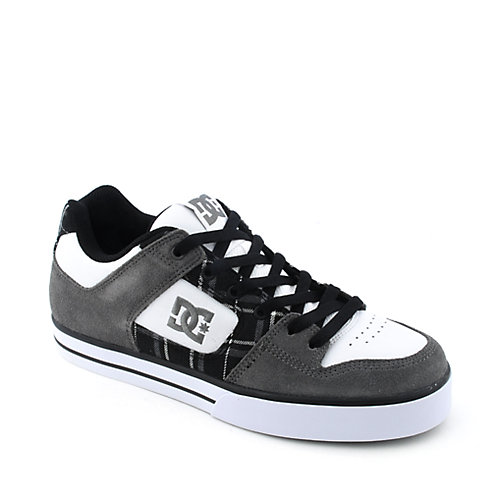 DC Shoes Pure XE mens athletic skate sneaker