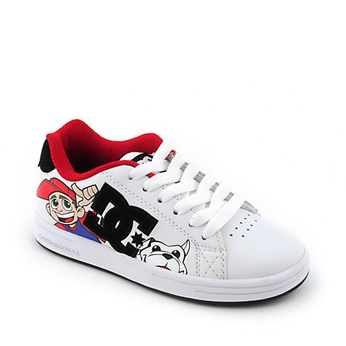 DC Shoes Character WG youth skate sneaker
