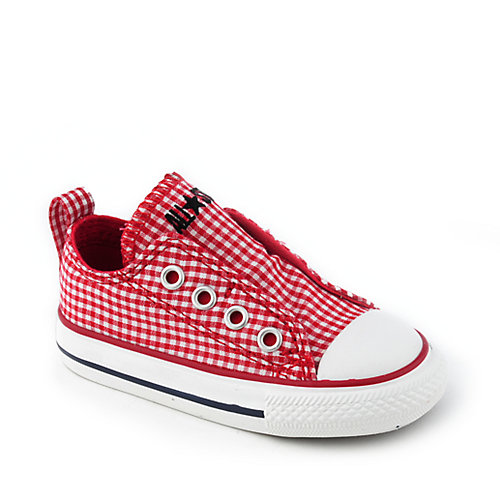 Converse Toddler All Star Simple Slip red casual shoe