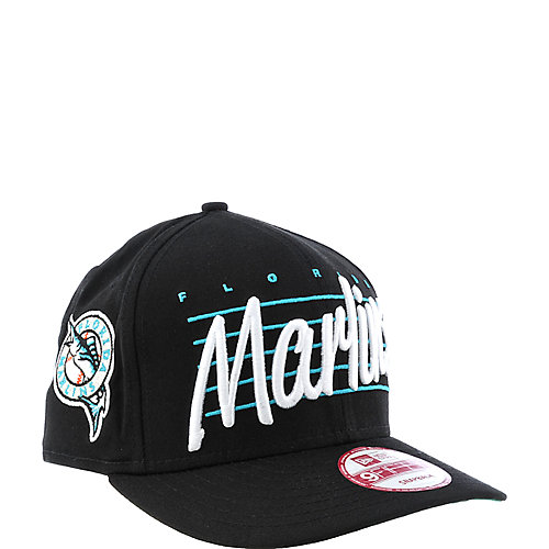 New Era Florida Marlins Cap snapback hat