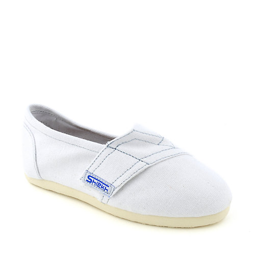 Shiekh Kids Milky-02 white casual slip on kids shoes