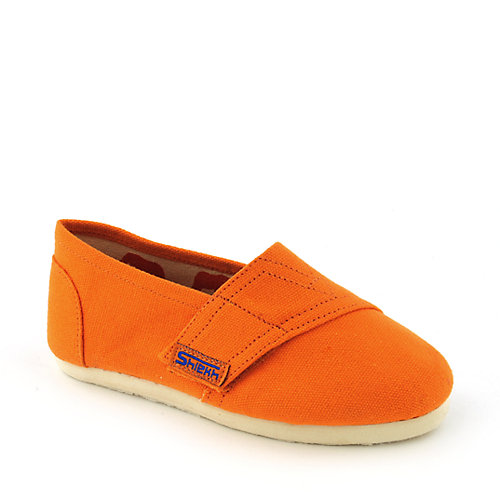Shiekh Kids Milky-02 orange casual slip on shoe