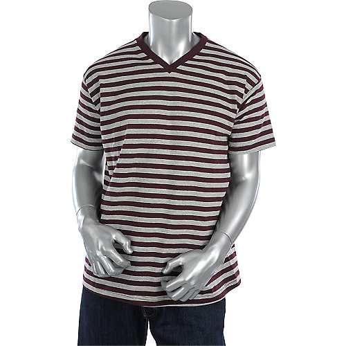 Jordan Craig Thick Striped Tee mens apparel