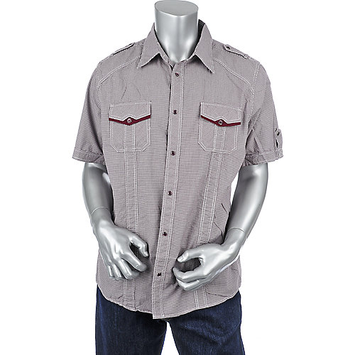 Jordan Craig Short Sleeve Shirt mens apparel