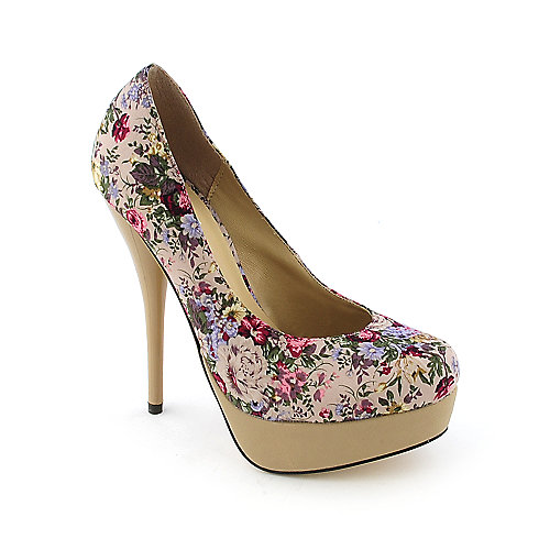 Glaze Nicole-2 dress high heel platform pump