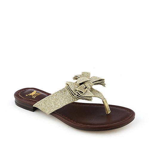 Shiekh Stacy-27 womens flat flip flop thong sandal