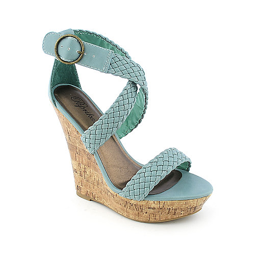 Paprika Suburb-S womens dress platform wedge