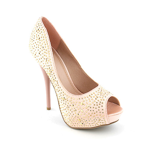 Shiekh Fetch Pump Womens dress evening high heel platform pump