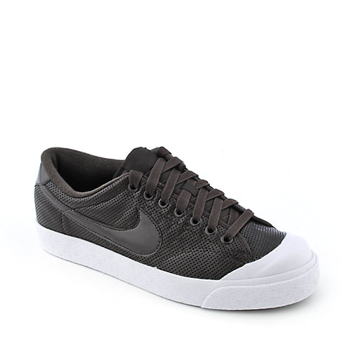 Nike All Court Low Leather mens athletic lifestyle sneaker