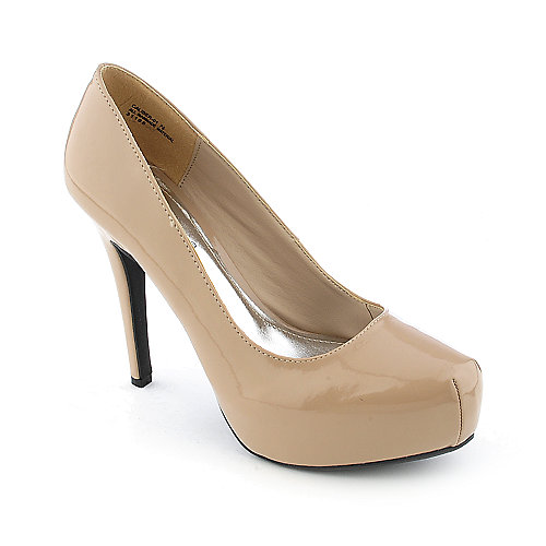 Anne Michelle Caliber-01 Womens dress high heel platform pump